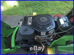 John Deere lx173 38 Mowing Deck Lawn Riding Mower Tractor