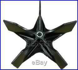 John Deere power flow blower fan 48C 54C 54D 60D 62C M144110