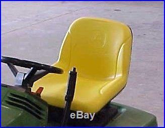 John Deere seat LX172, LX173, LX176, LX178, LX186, LX188