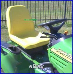 John Deere seat X485, X495, X575, X585, X595, X720, X724, X728
