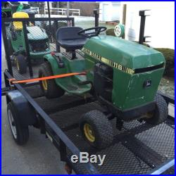 John deere 116 And A R71 lawn tractor