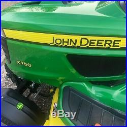 John deere x750 Diesel