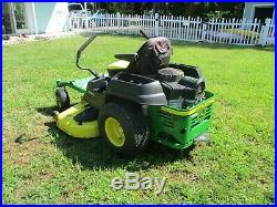 John deere zero turn mower 54 Excellent Condition. Beautifully maintained