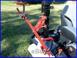 Jungle Jim's Zero Turn Trimmer Rack Zt-tr Fits Many Brands And Models Ztr-tr