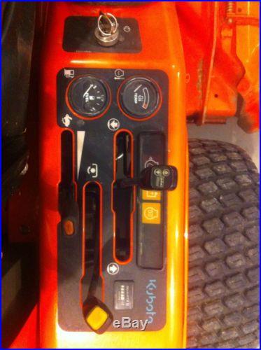 KUBOTA ZD 21, Diesel, 60, LOW HOURS