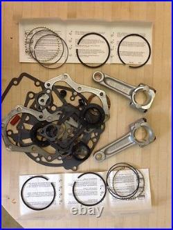 Kohler Kt17 engine rebuild kit, Gasket set, std rings, standard rods
