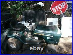 Kohler riding mower lawn engine