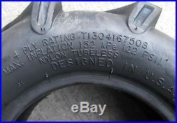 Kubota BX1870 Original Equipment TIRE OTR Lawn Trac Master 24x12.00-12 R-1 Lug