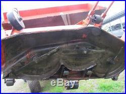 Kubota RC72-38 Mower Deck, 72 Cut