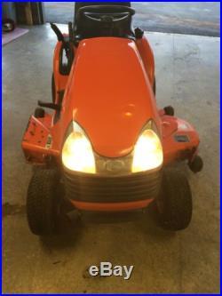 Kubota T1870 Lawn Mower Tractor