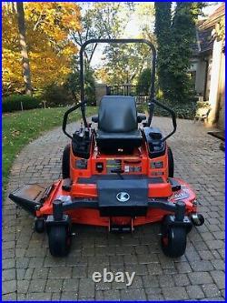 Kubota ZD326 Zero Turn Lawn Mower 60 Deck Only 220 Hours