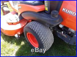 Kubota Zd331 Commercial Zero Turn Mower. 72 Pro Deck. Diesel. Canopy Runs Great