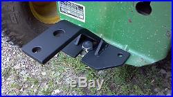 Lawn Garden Tractor Hitch Cub Cadet John Deere Craftsman Snapper husqvarna