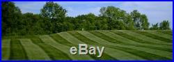 Lawn Striper Striping Kit fits pre-2009 eXmark Lazer Z 60 Ultra Cut Mower Deck