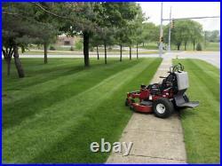 Lawn Striper Striping Kit for eXmark Vantage 48 & 52 Mower Deck, pre-2014