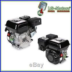 MOTORE 4 T GX 6,5cv 196cc Motozappa kart Pompa Quad Biotrituratore Generatore