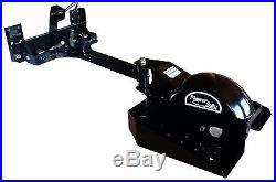 MS2006 One 1 Wheel Sulky for Walk Behind Mower Quick Release Scratch and Dent