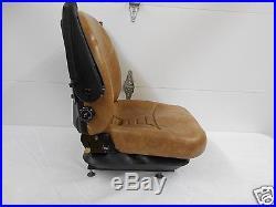 Milsco V5300 Tan Mechanical Suspension Seat Fits Scag Zero Turn Mowers, Ztr #ha