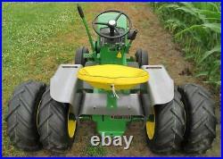 Mini JD 4020 Farm Tractor Conversion Kit for John Deere 110/112 Round Fender