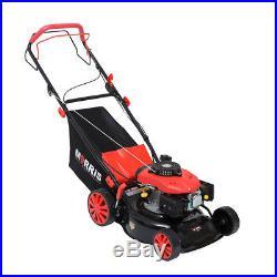 Morris 16 410 mm Self Propelled Recoil Start Petrol Lawn Mower 3HP 4 Stroke