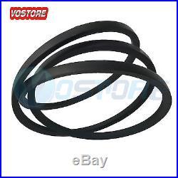 Mower Belt for Husqvarna 539117245 RZ4623 RZ4219 RZ4619 (5/8x123)