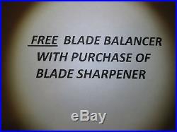 Mower Blade Sharpener / Grinder Motor NOT Included Made In USA
