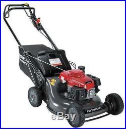 Mulching Lawn Mower, 160cc, 21In, 5.5 HP HONDA LAWN & GARDEN HRC216K3HXA