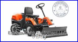NEW LOWER PRICE! Husqvarna R120S Swedish Rider Articulating Lawn Mower 42 Deck