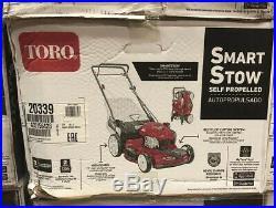 NEW TORO 20339 Recycler 22 in. SmartStow High Wheel Walk Behind Mower