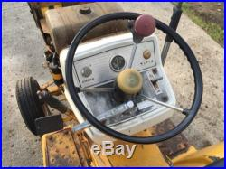 Narrow Frame International 127 Cub Cadet Lawn Garden Tractor 12HP Kohler AS IS