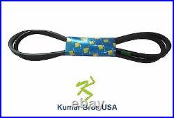 New 42 Deck Belt Fits John Deere D100 D105 D110 D120 D125 D130