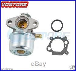 New Carburetor for Briggs&Stratton 499059 497586 withGasket & Choke Lawnmower Carb