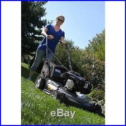 New Craftsman 140cc Briggs & Stratton, 21 Rear Bag Push Lawn Mower