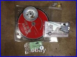 New DR Walk-Behind String Trimmer Mower 12 Beaver Blade Kit 149711 12539 33096