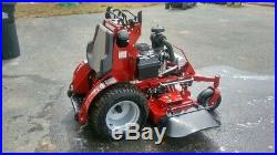 New Ferris Z1 commercial stand-on zero turn mower, 48 deck, 3 hours