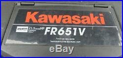 New Husqvarna 46 Zero Turn Riding Lawn Mower Z246 With Kawasaki Motor