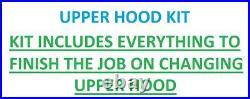 New Kumar Bros USA Upper Hood KIT Fits John Deere LX178