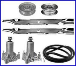 New Sears Craftsman LT1000 42 Lawn Mower Deck Parts Rebuild Kit 144959 134149