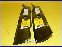 New Set of 2 Lawn Mower Blades AYP/Husqvarna/Poulan/Sears 9907