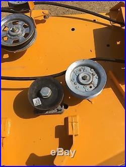 (Nice) Commercial 48 Inch Fabricated Riding Lawn Mower Deck & Spindles & Blades