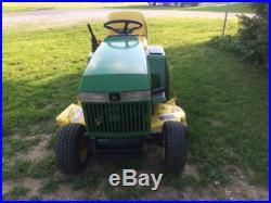 Nice John Deere 260 Tractor