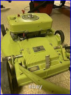 Nos 1963 Lawn Boy Model 8221 Lawnmower