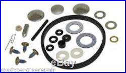 OEM Genuine Tecumseh Carburetor Repair Rebuild Kit # 632760B Float Type Kit