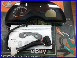Oem Kubota Instrument Cluster Upgrade Kit K2771-99000 Bx2350 Bx2360 Bx24d Bx25