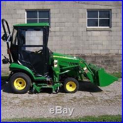Original Tractor Cab Hard Top Cab 12009 Fits John Deere 1023E 1025R 1026R