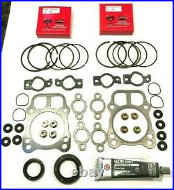 Overhaul Kit Fits Kohler, Piston Rings, Gaskets & Seals, Ch18-ch22, Cv18-cv22