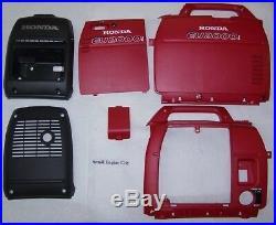 PET-461 EU2000i Honda Side Cover End Covers & Decals EU2000 Plastic Case Panel