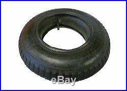 Pack Of 2 Wheelbarrow Tyre And Innertube 3.50 8 Replacement Inner Tube Wheel