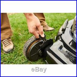 Poulan Pro PR500Y22P Briggs 500E 22 Inch Deck Gas Powered 2 In 1 Push Lawnmower