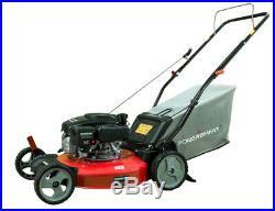 PowerSmart DB2321PR 21 3-in-1 170cc Gas Push Lawn Mower
